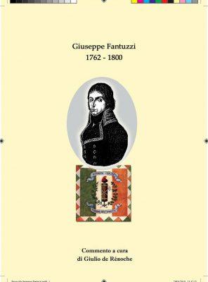 Fascicolo Giuseppe Fantuzzi